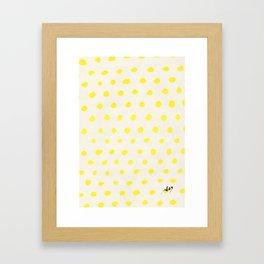 Propaganda 07 Poster Patterns Framed Art Print