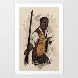 Kyle Scatcliffe Art Print