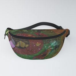 Abstract #7 Fanny Pack