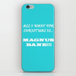 Magnus iPhone Skin