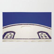 Santorini Churches IV Rug