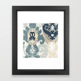 Beach Curry II Framed Art Print