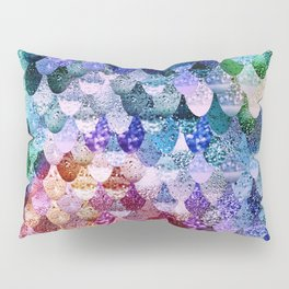 REALLY MERMAID FUNKY Pillow Sham