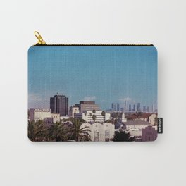 Hollywood to Downtown Los Angeles Carry-All Pouch
