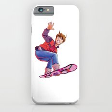 Mcfly on Hoverboard Slim Case iPhone 6s