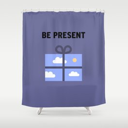 Present Shower Curtain