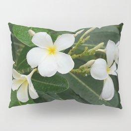 white flowers Pillow Sham