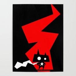 Tiny Superhero Poster