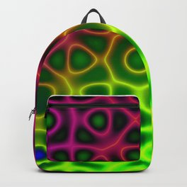 Electric Octagon Backpack