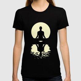 Meditation Moon T-shirt