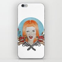 hayley williams iPhone & iPod Skins featuring Hayley Williams Wanted! by Toma.