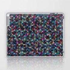 Stardust Geometric Art Print. Laptop & iPad Skin