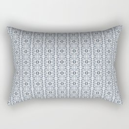 Blue Pattern 003 Rectangular Pillow