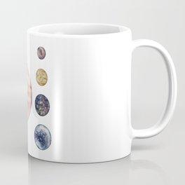Jupiter & Moons Coffee Mug