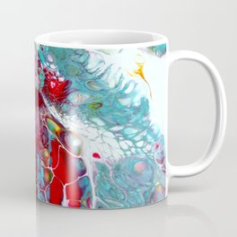 abstract 17 Coffee Mug