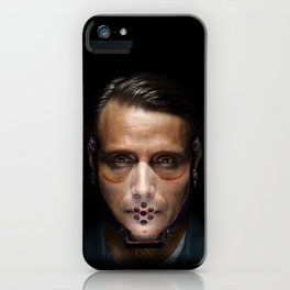 Hannibal Masked iPhone Case