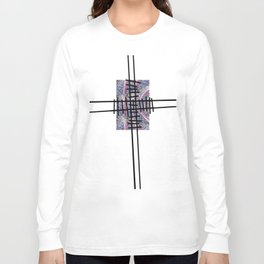 Cross Rail Long Sleeve T-shirt