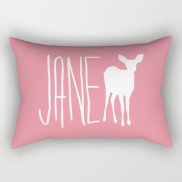 Life is Strange - Jane Doe Rectangular Pillow
