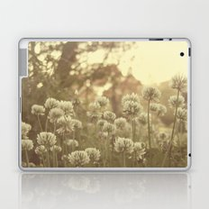 Sweet Sweet Clover Laptop & iPad Skin