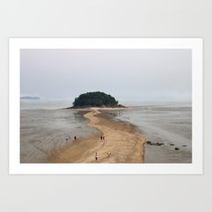 Seojaedo Art Print