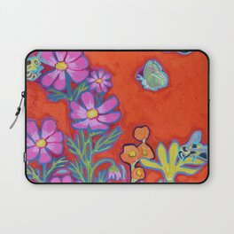 Love Pollinators Laptop Sleeve