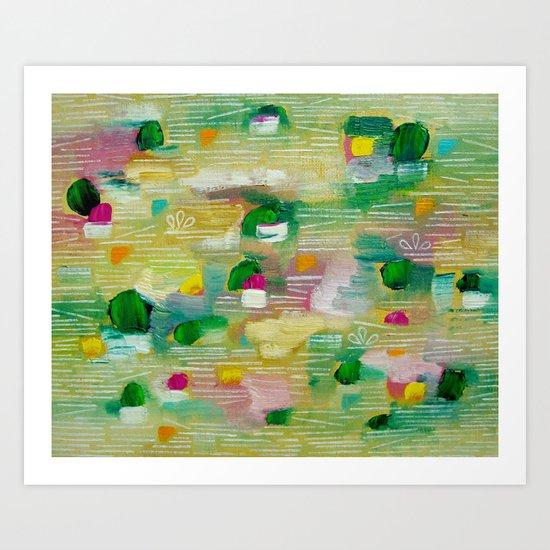 Abstract 54 Art Print