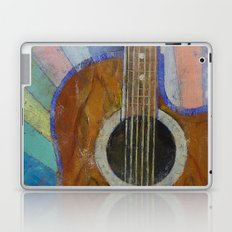 Guitar Sunshine Laptop & iPad Skin