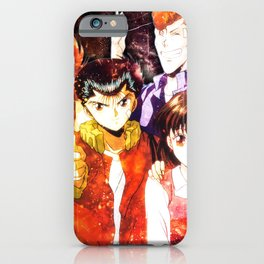 Yu Yu Hakusho   Keiko Yukimura iPhone Case
