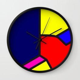 Abstract Art #4 Wall Clock