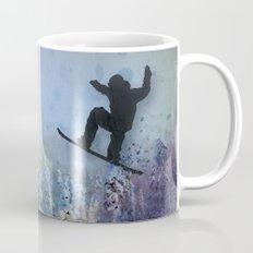 The Snowboarder: Air Mug