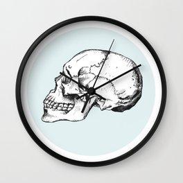Homo Sapiens - Skulls #1 Wall Clock
