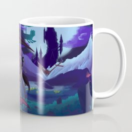 Valley of Torment - Specter Knight Coffee Mug
