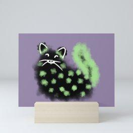 Sea Kitty #3 Mini Art Print
