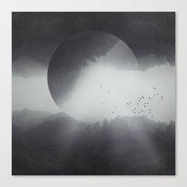 Spaces VIII - Singularity Canvas Print