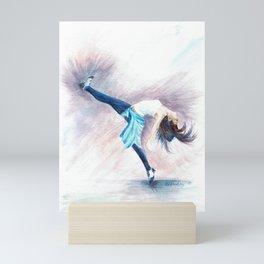 Tap Dancer Mini Art Print