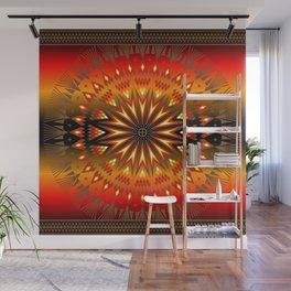 Fire Spirit Wall Mural