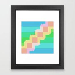 sea cells Framed Art Print