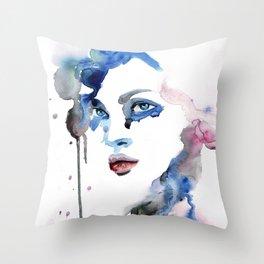 Elina Three Throw Pillow