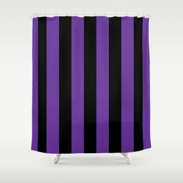 Simply Striped Shower Curtain