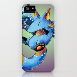 Nocturnal Trickster iPhone Case
