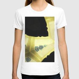 Venetian Blind Abstract T-shirt
