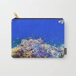 Corals and Fishes Carry-All Pouch