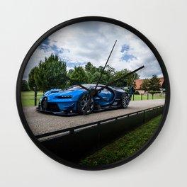 Bugatti Vision Wall Clock
