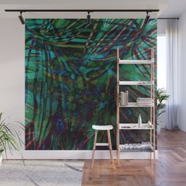 Enter The Jungle Wall Mural