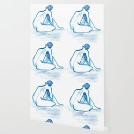 So Blue Wallpaper