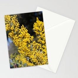 Spring in Yellow Stationery Cards