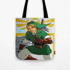 The Legend of Zelda: Link Tote Bag