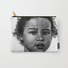 Little Nicarguan girl Carry-All Pouch