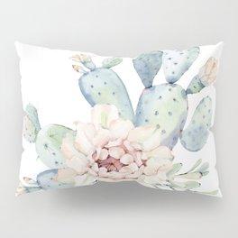 Perfect Cacti Rose Pillow Sham