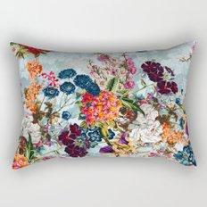 Summer Botanical Garden VIII Rectangular Pillow